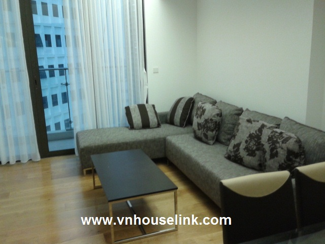 Apartment for rent in Indochina Plaza Ha Noi, 239 Xuan Thuy street