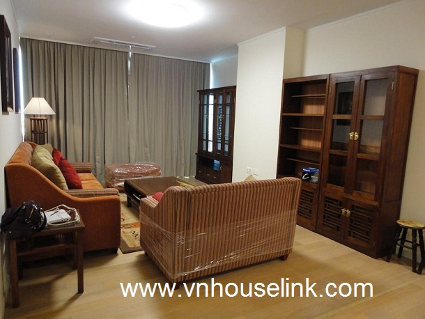 Apartment for rent in Keangnam Landmark Tower