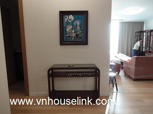Apartment for rent in Keangnam Landmark Tower 1