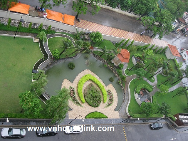 Apartment in Golden Westlake, Tay Ho district, Ha Noi for rent