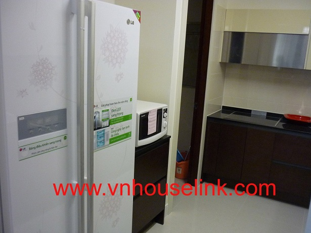 Apartment for rent in Hanoi, Keangnam Landmark Tower 1