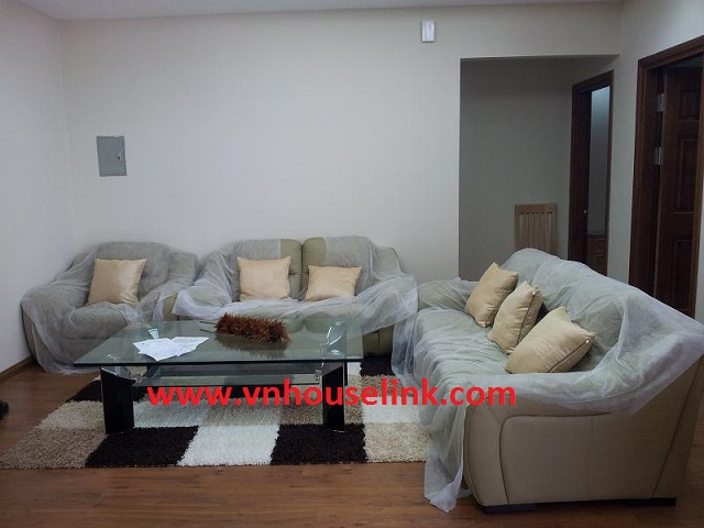 Fully furnished apartment for rent in 173 Xuan Thuy Street