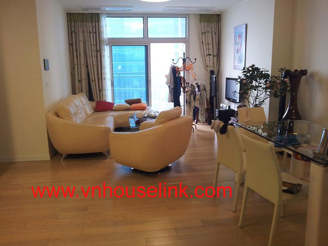 Modern apartment for rent in Hanoi, Keangnam Landmark Tower