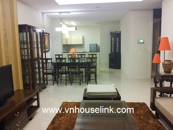 Nice view apartment for rent in Keangnam