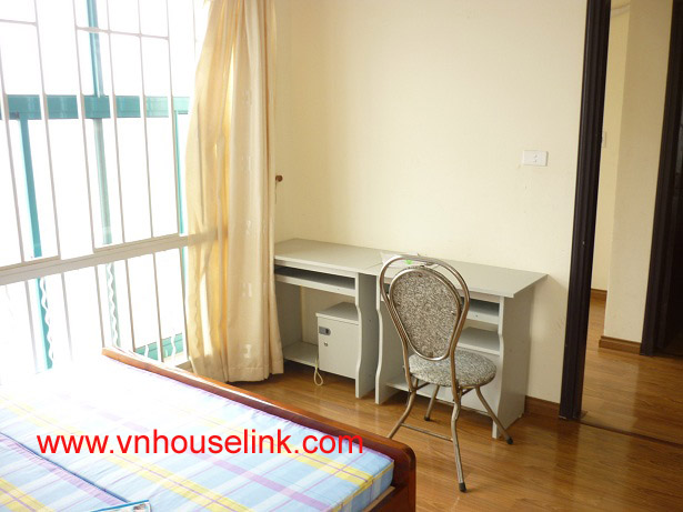 Nice apartment for rent in CT1 My Dinh Song Da! 1
