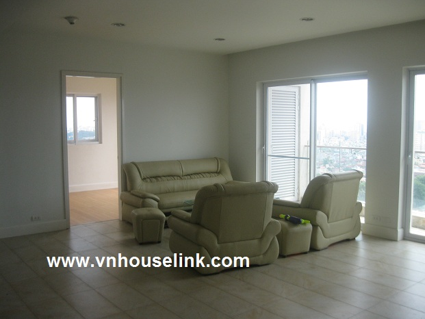 Rental apartment in Golden Westlake, Tay Ho district