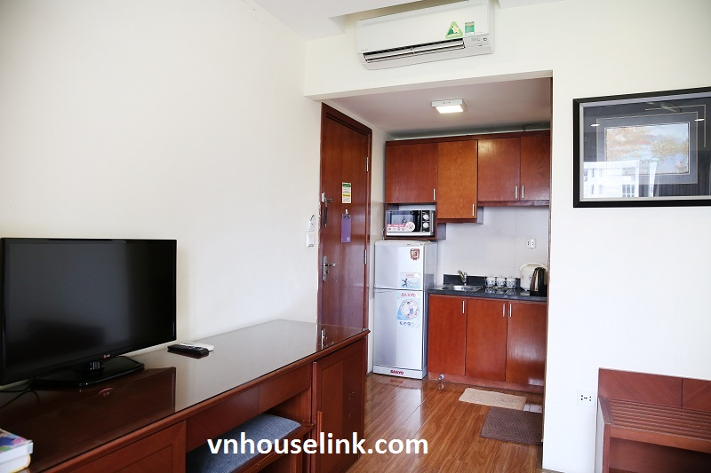 Serviced apartment for rent in Me Tri, Ha Noi
